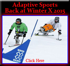 Adaptive Sports X Games 2015